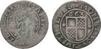 Mariengroschen 1663 Hildesheim, Stadt  Selten. Fast sehr schön  77,00 EUR  zzgl. 5,00 EUR Versand