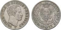 1/6 Taler 1822 A Brandenburg-Preußen Friedrich Wilhelm III. 1797-1840 S... 39,00 EUR  zzgl. 3,00 EUR Versand