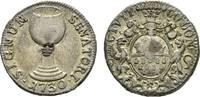 Ratszeichen 1730 mit Kupferstift Köln, Stadt  Sehr schön  32,00 EUR  zzgl. 3,00 EUR Versand