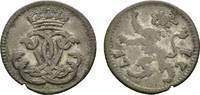 Albus 1721 Hessen-Kassel Karl 1670-1730 Kl. Schrötlingsfehler am Rand, ... 18,00 EUR  zzgl. 3,00 EUR Versand
