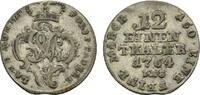 1/12 Taler 1764 IAS Neuhaus Paderborn, Bistum Wilhelm Anton von Assebur... 41,00 EUR  zzgl. 3,00 EUR Versand