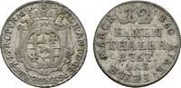1/12 Taler 1767 IAS Neuhaus Paderborn, Bistum Wilhelm Anton von Assebur... 41,00 EUR  zzgl. 3,00 EUR Versand