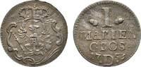 Mariengroschen 1753 D, Aurich Brandenburg-Preußen Friedrich II. 1740-17... 23,00 EUR  zzgl. 3,00 EUR Versand