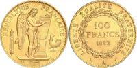 100 Francs Gold 1882 Frankreich Dritte Republik 1870-1940. Vorzüglich  1450,00 EUR kostenloser Versand