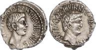 Denar  Republik M. Antonius und M. Barbatius Pollio 41 v.Chr.. Etwas de... 925,00 EUR