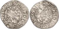 1/2 Batzen 1587 Baden-Baden Philipp II. 1569-1588. Sehr schön  60,00 EUR