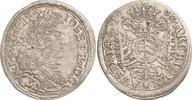 3 Kreuzer 1708 Bayern Kaiserliche Administration 1705-1715. Sehr schön +  50,00 EUR