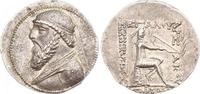 Tetradrachme 123-88  v. Chr. Parthia Mithradates II. 123-88 v. Chr. Pra... 1350,00 EUR