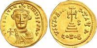 Gold 641-668 n. Chr. Byzanz Constans II. 641-668. Vorzüglich - Stempelg... 825,00 EUR