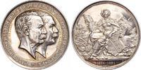 Silbermedaille 1891 Sachsen-Dresden, Stadt  Schöne Patina. Fast Stempel... 400,00 EUR kostenloser Versand