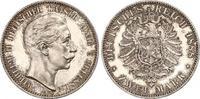 2 Mark 1888  A Preußen Wilhelm II. 1888-1918. Schöne Patina. Fast Stemp... 530,00 EUR