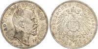 5 Mark 1896  A Anhalt Friedrich I. 1871-1904. Prachtexemplar. Schöne Pa... 3050,00 EUR kostenloser Versand