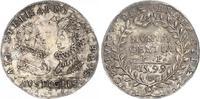 Silberjeton 1599 Belgien-Brabant Albert und Isabella 1598-1621. Schöne ... 400,00 EUR kostenloser Versand