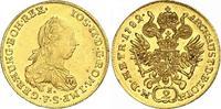 Doppeldukat Gold 1782  E Haus Habsburg Josef II. 1780-1790. Minimaler R... 1450,00 EUR kostenloser Versand