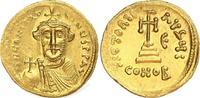 Gold 641-668 n. Chr.  Constans II. 641-668. Vorzüglich  480,00 EUR kostenloser Versand