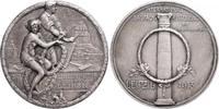 Silbermedaille 1913 Sachsen-Leipzig, Stadt  Mattiert. Feine Patina. Win... 400,00 EUR kostenloser Versand