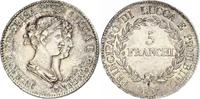 5 Franchi 1807 Italien-Lucca Elisa Bonaparte und Felice Bacciocchi 1805... 560,00 EUR free shipping