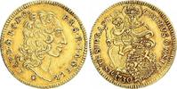 1/2 Karolin Gold 1730 Bayern Karl Albrecht 1726-1745. Vorzüglich  925,00 EUR kostenloser Versand