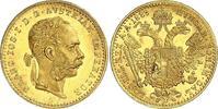 Dukat Gold 1889 Haus Habsburg Franz Joseph I. 1848-1916. Minimale Kratz... 320,00 EUR kostenloser Versand
