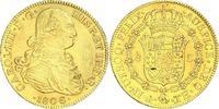 8 Escudos Gold 1806 Mexiko Carlos IV. 1789-1808. Vorzüglich  2000,00 EUR kostenloser Versand