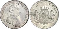 Taler 1809 Bayern Maximilian I. Joseph 180...