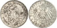 5 Mark 1898  A Schaumburg-Lippe Georg 1893-1911. Etwas fleckige Patina,... 1750,00 EUR kostenloser Versand