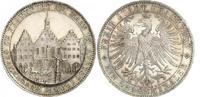 Taler 1863 Frankfurt-Stadt  Prachtexemplar. Schöne Patina. Fast Stempel... 400,00 EUR kostenloser Versand