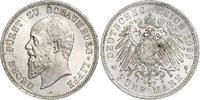 5 Mark 1898  A Schaumburg-Lippe Georg 1893-1911. Prachtexemplar. Feine ... 2650,00 EUR kostenloser Versand