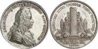 Silbermedaille  Personenmedaillen Lewenhaupt, Graf Adam Ludwig *1659, +... 80,00 EUR  zzgl. 4,00 EUR Versand