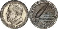 Silbermedaille 1930 Luftfahrt  Schöne Patina. Vorzüglich - Stempelglanz  160,00 EUR  zzgl. 4,00 EUR Versand