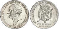 Dicktaler 1765 Schaumburg-Lippe Wilhelm I. Friedrich Ernst 1748-1777. W... 350,00 EUR kostenloser Versand