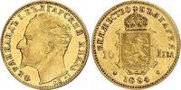 10 Lewa Gold 1894 Bulgarien Ferdinand I. 1887-1918. Winzige Kratzer, se... 420,00 EUR kostenloser Versand