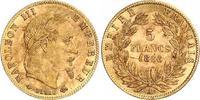 5 Francs Gold 1866  A Frankreich Napoleon III. 1852-1870. Vorzüglich - ... 210,00 EUR kostenloser Versand