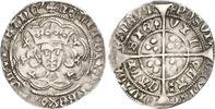 Groat 1422 Großbritannien Henry VI., 1. Regierung 1422-1461. Sehr schön... 350,00 EUR kostenloser Versand