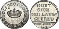 Probe 6 Pfennig 1743 Sachsen-Weimar-Eisenach Ernst August 1728-1748. Pr... 770,00 EUR kostenloser Versand