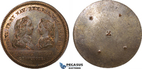 Bronze Medal 1721 France Louis XV, Wedding to Marie Anne Victoire of Sp... 169,00 EUR  zzgl. 15,00 EUR Versand
