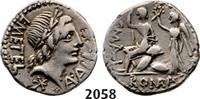 Roman Republic AR Denarius 96 BC ss L. Caecilius Metellus, C. Publius Ma... 129,00 EUR  zzgl. 15,00 EUR Versand
