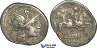 Roman Republic AR Denarius 148 BC ss Q. Marcius Libo, Dioscuri 129,00 EUR  zzgl. 15,00 EUR Versand