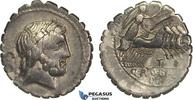 Roman Republic AR Denarius 83-82 BC vz Q. Antonius Balbus, Victory on qu... 109,00 EUR  zzgl. 15,00 EUR Versand