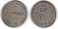 Kreuzer 1818 Altdeutschland Württemberg Wilhelm I. Kreuzer 1818 Prachte... 240,00 EUR  zzgl. 4,00 EUR Versand