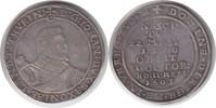 Taler 1605 Altdeutschland Sachsen-Alt-Weimar Johann Taler 1605 Saalfeld... 995,00 EUR