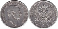 5 Mark 1908 Kaiserreich Sachsen Friedrich August III. 5 Mark 1908 E win... 60,00 EUR