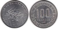 Probe 100 Francos 1985 Äquatorialguinea Probe 100 Francos 1985 Stempelg... 75,00 EUR