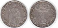 Niederlande 1/2 Gulden Niederlande-Friesland, Provinz 1/2 Gulden 1696