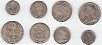 Maundy Set 1894 Großbritannien Großbritannien Victoria 1837-1901 Maundy... 260,00 EUR  zzgl. 4,00 EUR Versand