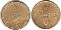 Scudo 1986 Italien San Marino Gold Scudo 1986 R, Insekt GOLD. Fast Stem... 155,00 EUR  zzgl. 4,00 EUR Versand