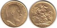 Sovereign 1906 Grossbritannien Edward VII. Gold Sovereign 1906 GOLD. Vo... 315,00 EUR  zzgl. 4,00 EUR Versand