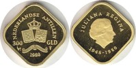 300 Gulden 1980 Niederländische Antillen Curacao Juliana Gold 300 Gulde... 205,00 EUR  zzgl. 4,00 EUR Versand