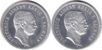 Probe 3 Mark o.J. Kaiserreich Sachsen Probe 3 Mark o.J. (1908-1913) Ver... 1050,00 EUR