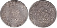 Taler 1581 Sachsen Alt-Weimar Friedrich Wilhelm und Johann Taler 1581 (... 685,00 EUR  zzgl. 4,00 EUR Versand